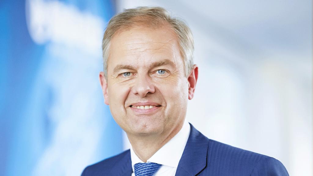 Wolf Meier-Scheuven, Geschäftsführer BOGE KOMPRESSOREN Otto Boge GmbH & Co. KG