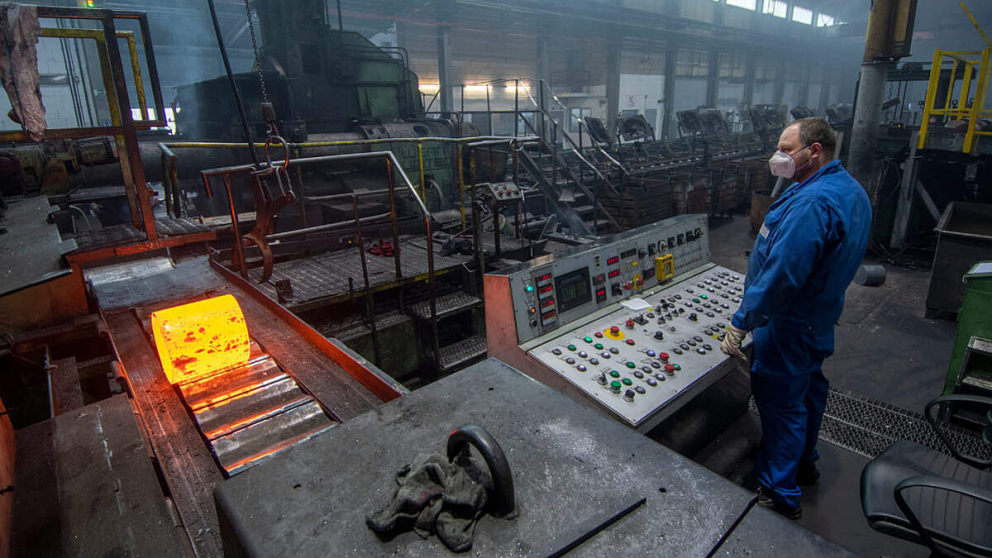 MPG-Fertigung in Menden: Die klimaneutrale Produktion bis 2030 gehört zum Masterplan