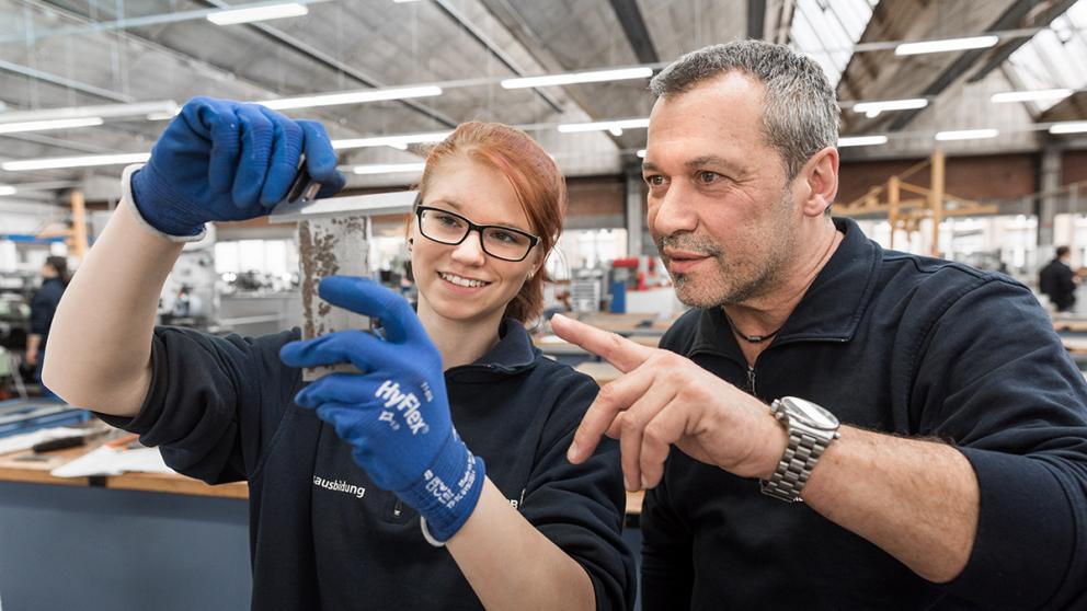 Ausbildung bei KSB Frankenthal