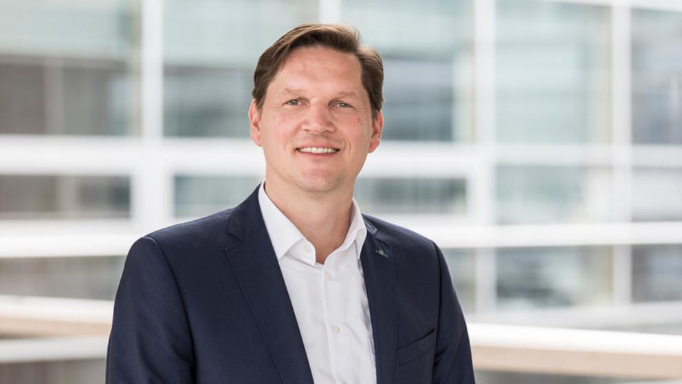 Experte für digitale Transformation: Oliver Schöllhammer vom Fraunhofer-Institut IPA